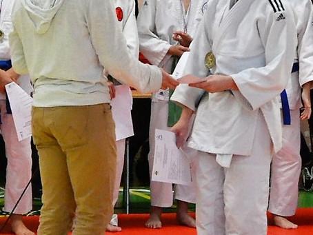 Judo : Swann, unejeune ruaudinoise exemplaire