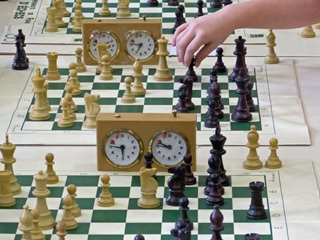 Le club d'échecs de Ruaudin vice championrégion