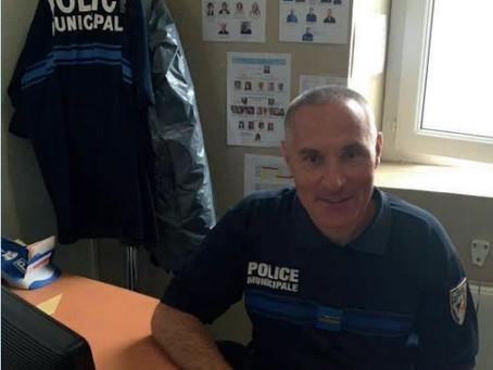 Ruaudin : Le policier Municipal sur le départ