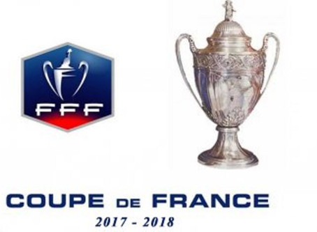 Séniors AS Ruaudin : coupe de France