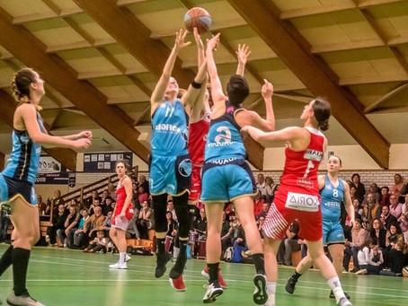 Basket NF2 : Très grand match deRuaudin face àMurs Erigné.