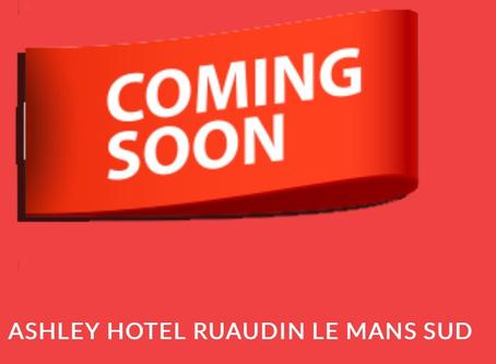 Un nouvel hôtel à Ruaudin