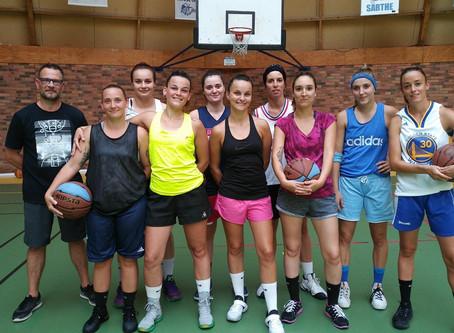 Basket NF2 : une défaite à Alençon, mais le maintien assuré.