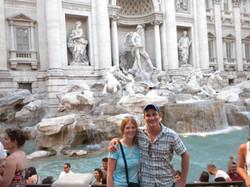 Tivoli Fountains, Rome, Italy