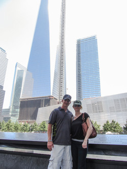 9-11 Monument, New York City, NY