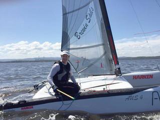 Steve Brewin 2016 Aussie Champion