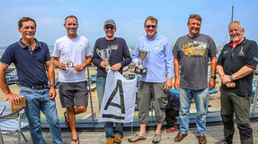 Adam May Foiling and Struan Wallace Classic National Champions 2018