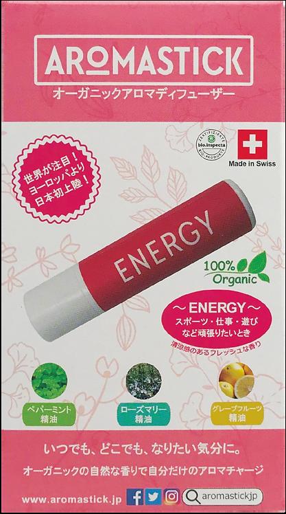 Aromastick (アロマスティック)  Energy (エナジー)
