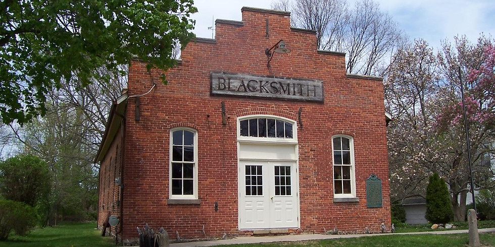 Live from the Blacksmith Shop