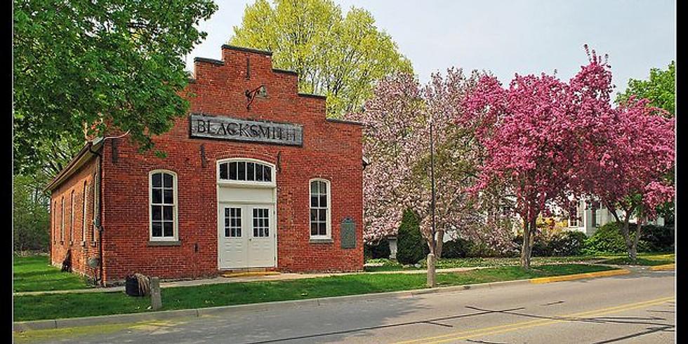 The Blacksmith Shop Concert Series
