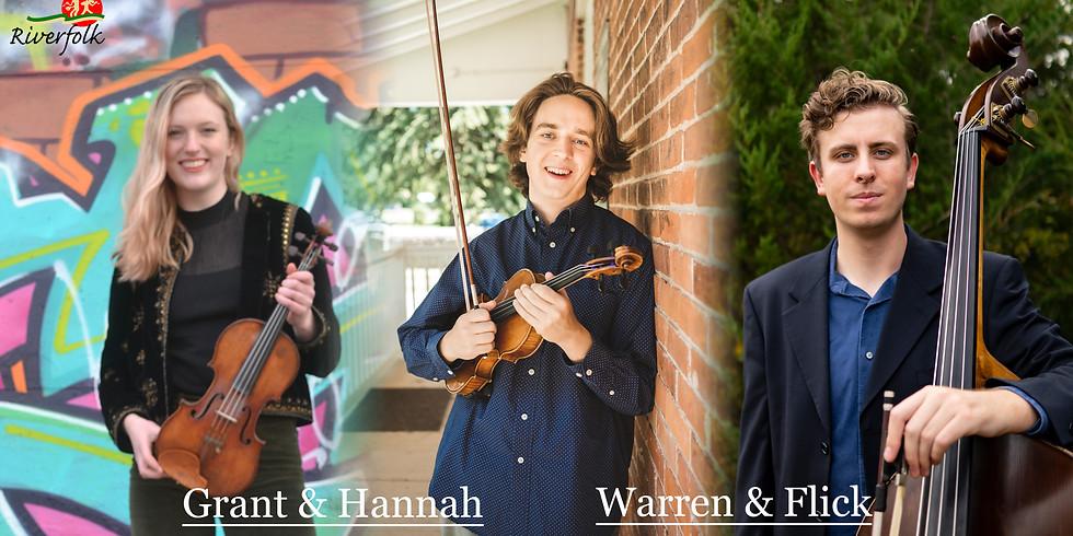 Warren & Flick - Hannah & Grant