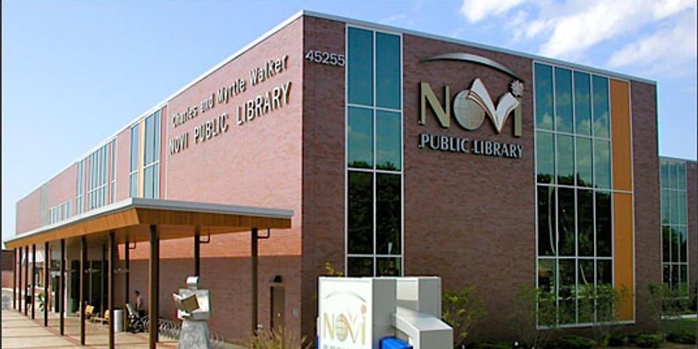 Novi Public Library Concert Series