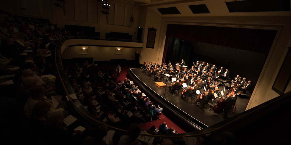 Westbound Situation with Marquette Symphony Orchestra