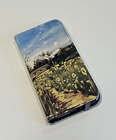 Grant Dejonge artwork on Folio/ Wallet Style Phone Case
