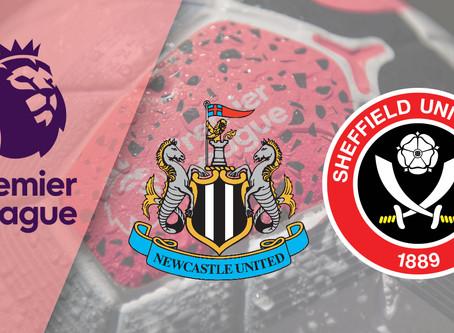 Newcastle United vs Sheffield United 21/06/2020