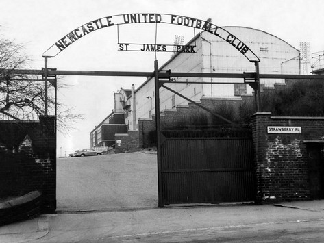 Newcastle United: The Sixties Rollercoaster