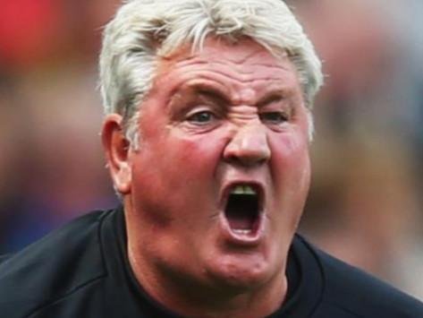Histrionics at Newcastle United, did ye say?