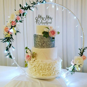 Congrat to A & K who celebrated their we