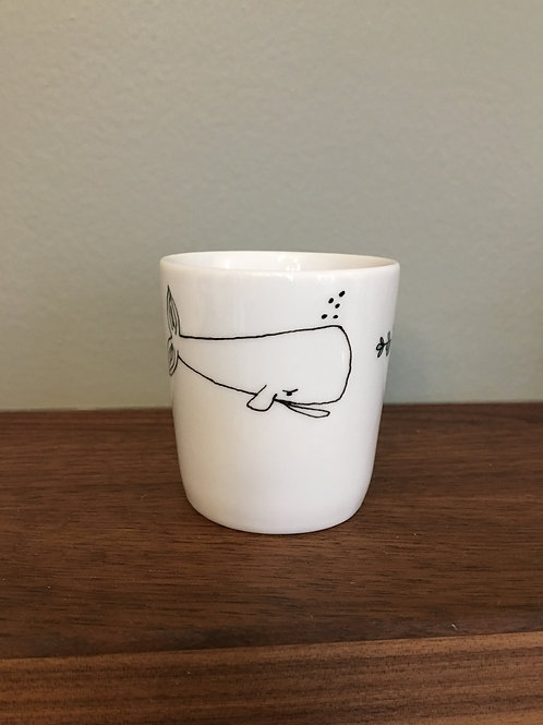 Tasse à café Cachalot