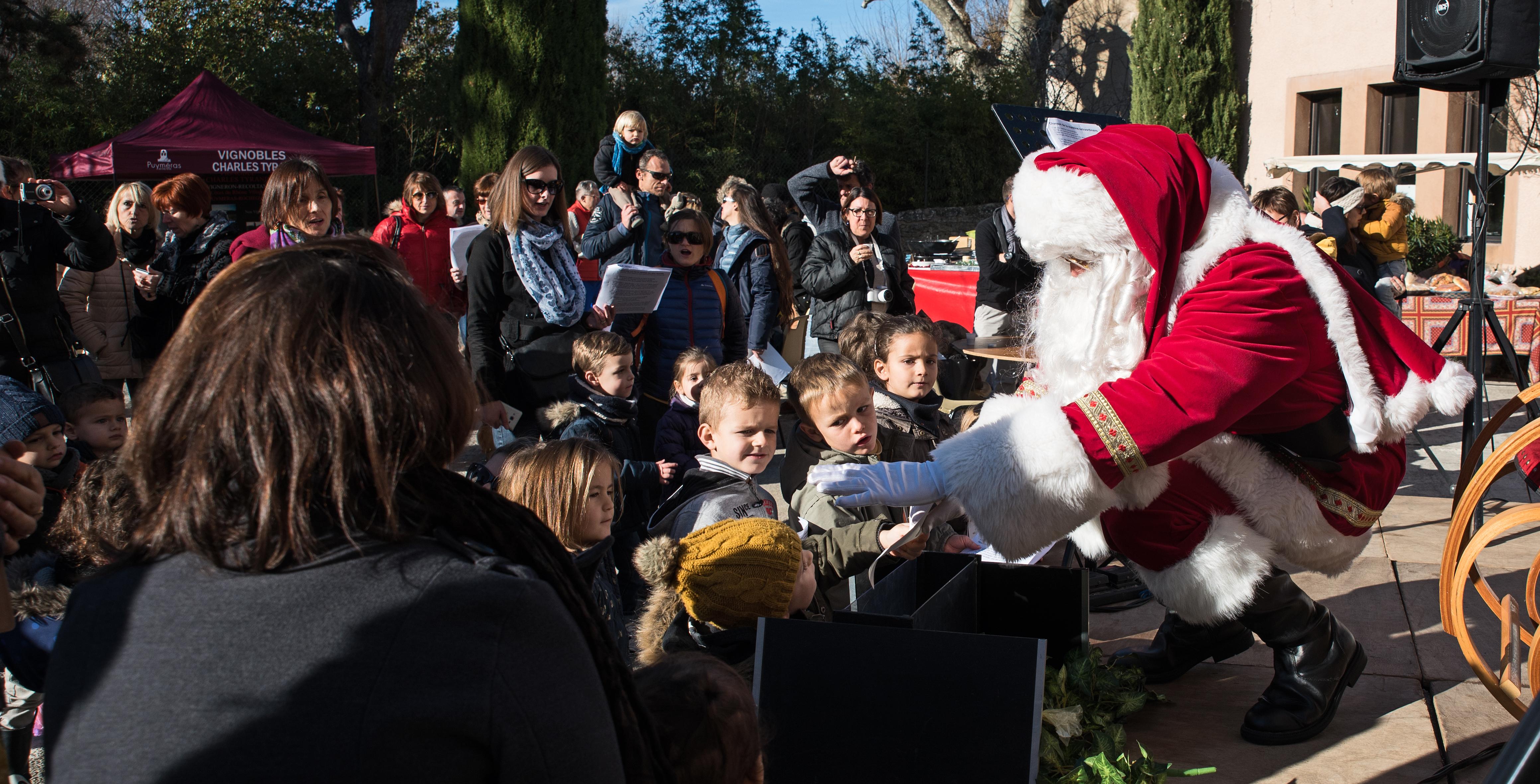 Nicolas le Père Noël
