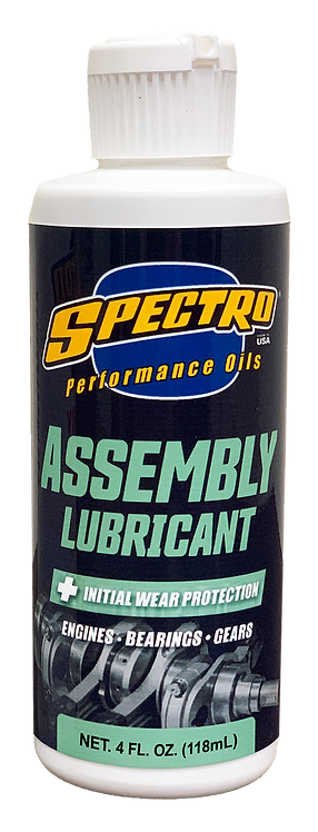 Spectro Assembly lube 4oz