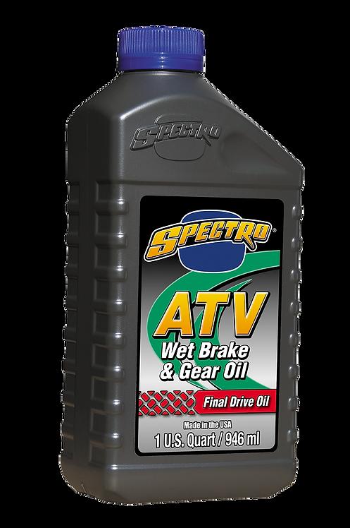 Spectro ATV Wet Brake/Gear Oil