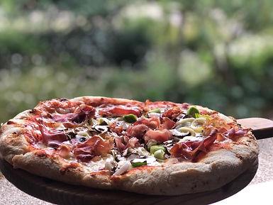 Pizza rouge de la semaine - L'ulivàia Pizzeria Restaurant et Franchise