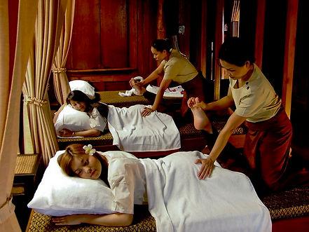 Massage Thaï traditionnel | Paris 14