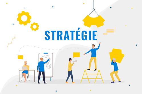 """Formation - Offre & Stratégie - """"Bien préparer la création de son site Wix"""""""
