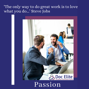 Passion runs through the heart of our business ♥