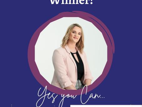 Women in Business NI Winner!