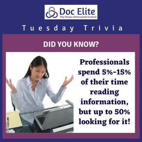 Tuesday Trivia!