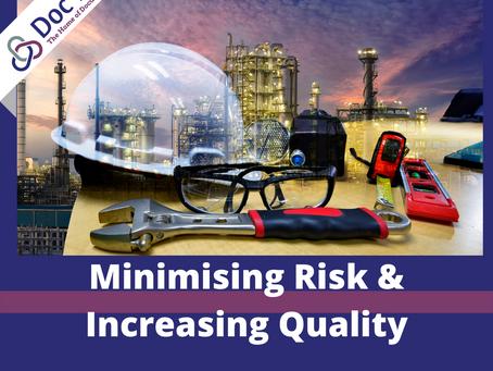 Minimising Project Risk!