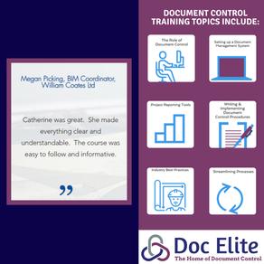 Document Control Training!