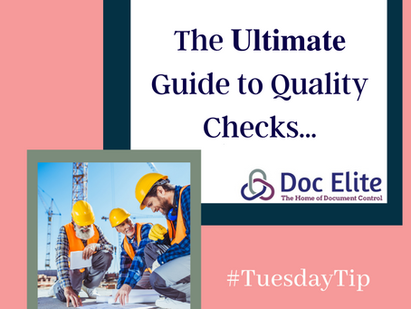 The Ultimate Guide to Quality Checks