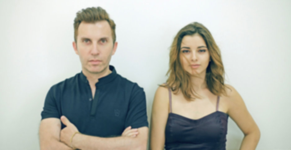 Christian music producers Aram Rian and May Zoean (VO.X Project, Rendezvous, F14)