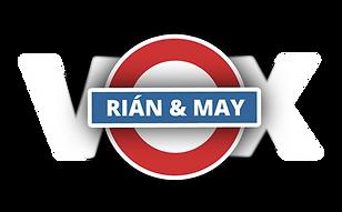 VO.X Rián (Aram Rian) May (May Zoean) Արամ Րիան Մեյ Մէյ Վոքս Арам Риан Мэй Вокс