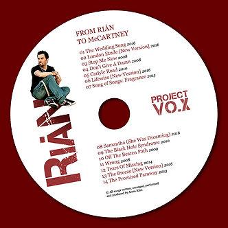 From Rian to McCartney VO.X One-Way Ride Rián (Aram Rian) Արամ Րիան Վոքս Арам Риан Вокс