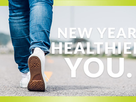 New Year, Healthier You: 5 Tips for Setting and Maintaining Weight Loss Goals