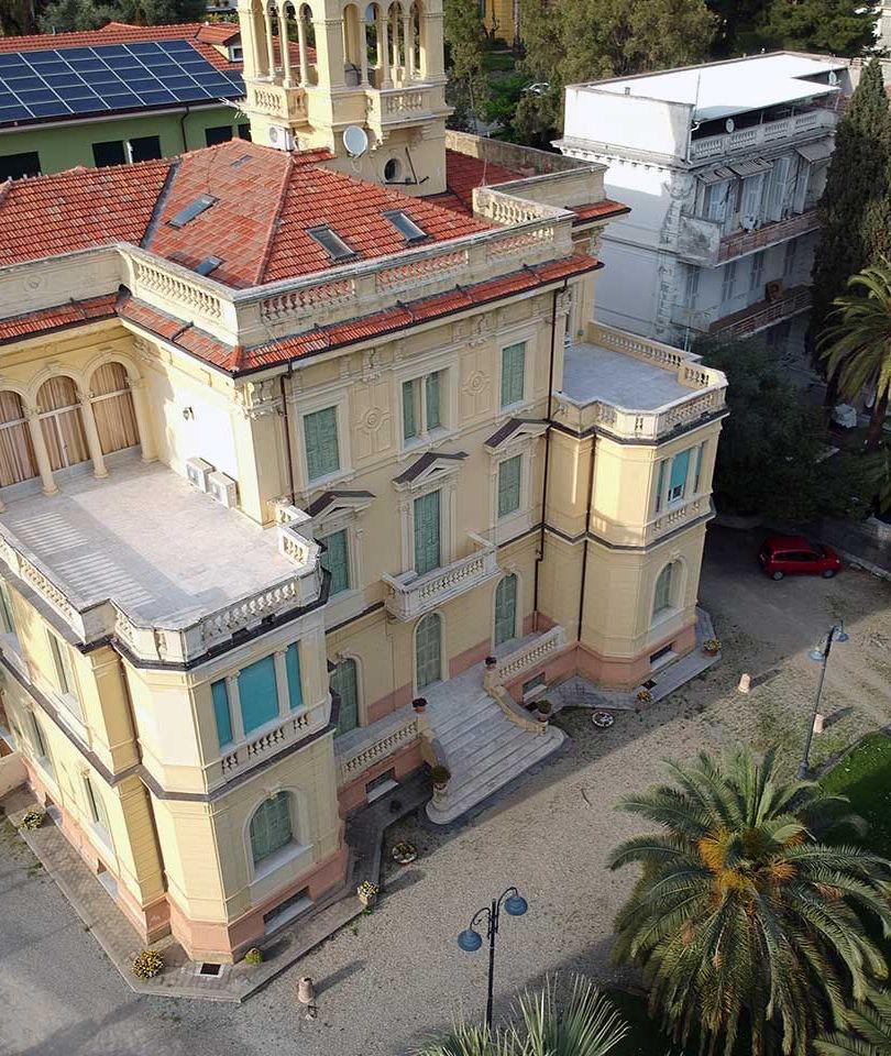 Villa d'Arco, Sanremo