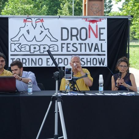DRONI FOTOGRAMMETRIA LASER SCANNER: WEEKEND DI DIBATTITO AL KAPPADRONE FESTIVAL TORINO