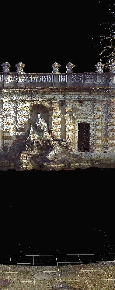 Fontana dei Collino Agliè Torino