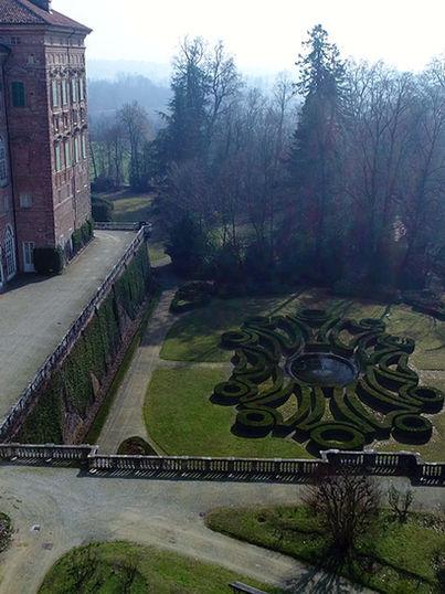 Parco del Castello Ducale di Agliè (TO)