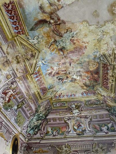 Palazzo Borea, Sanremo - Sala dei Ritratti