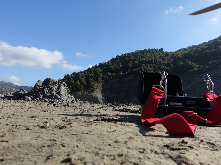 Rilievo di cava con drone - 3DeFFe