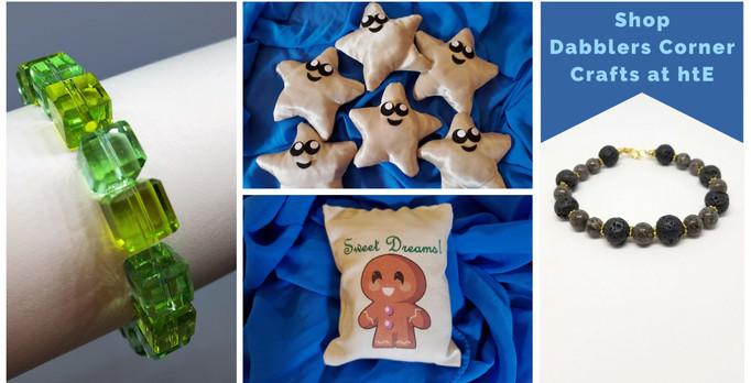 Shop Annalisa's original crafts at htE