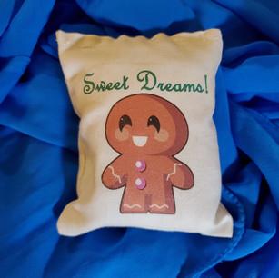 Holiday Sweet Dreams Herbal Pillow