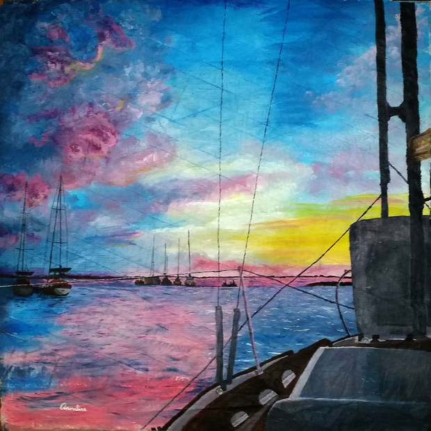Art of the Sail: At the End of the Day
