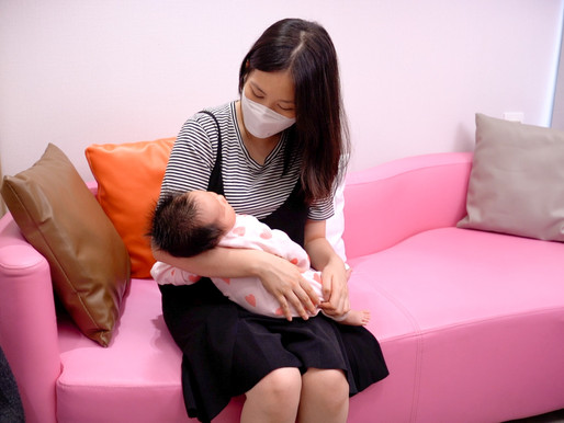 【喬喬妹妹養育記2M】第一次食輪狀病毒口服疫苗!