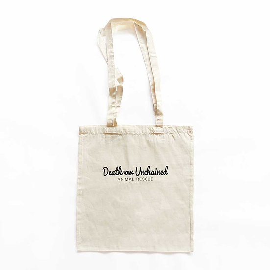 Deathrow Unchained Italic Tote